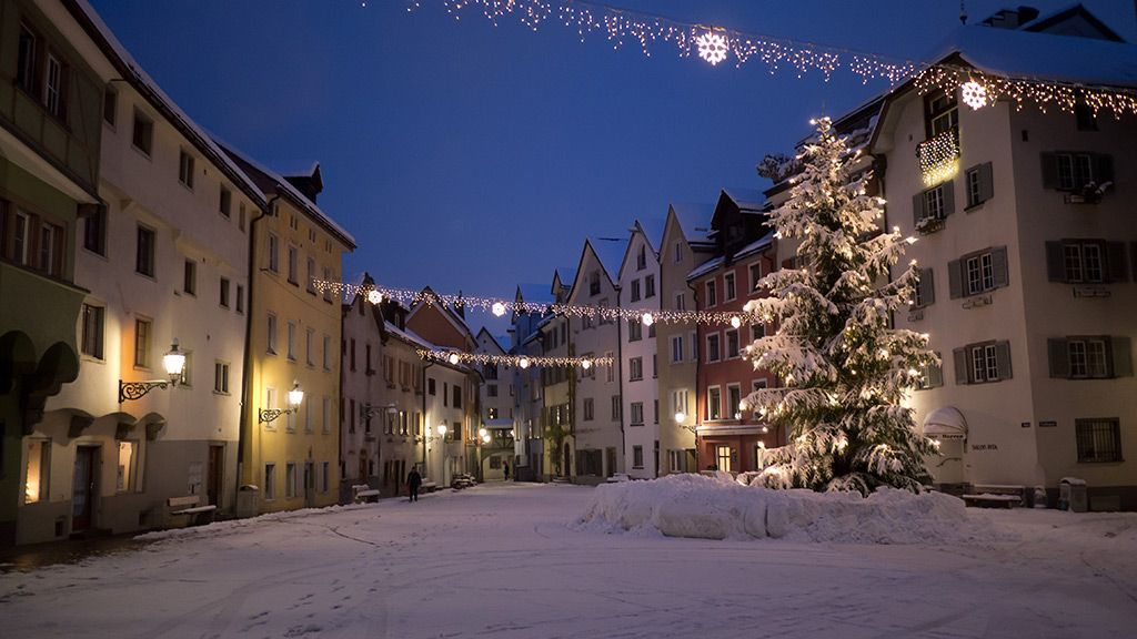 Altstadt Chur - © Graubünden Ferien