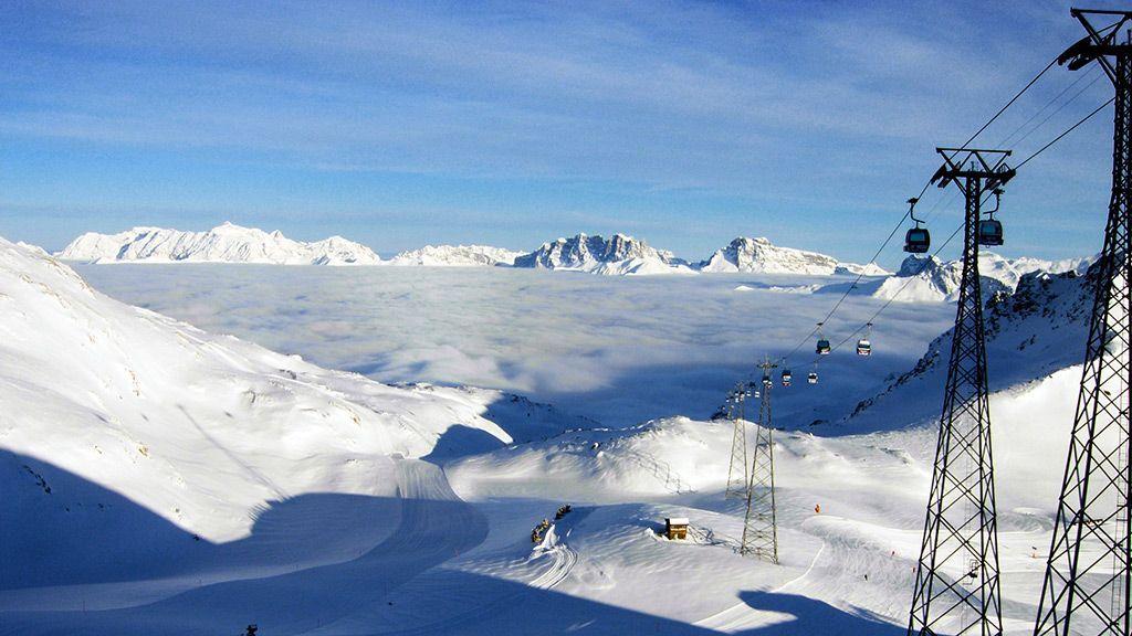 Ski Area Davos Parsenn - © Graubünden Ferien/Davos Klosters BB