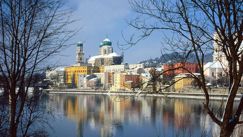 Passau im Winter - BAYERN TOURISMUS Marketing GmbH