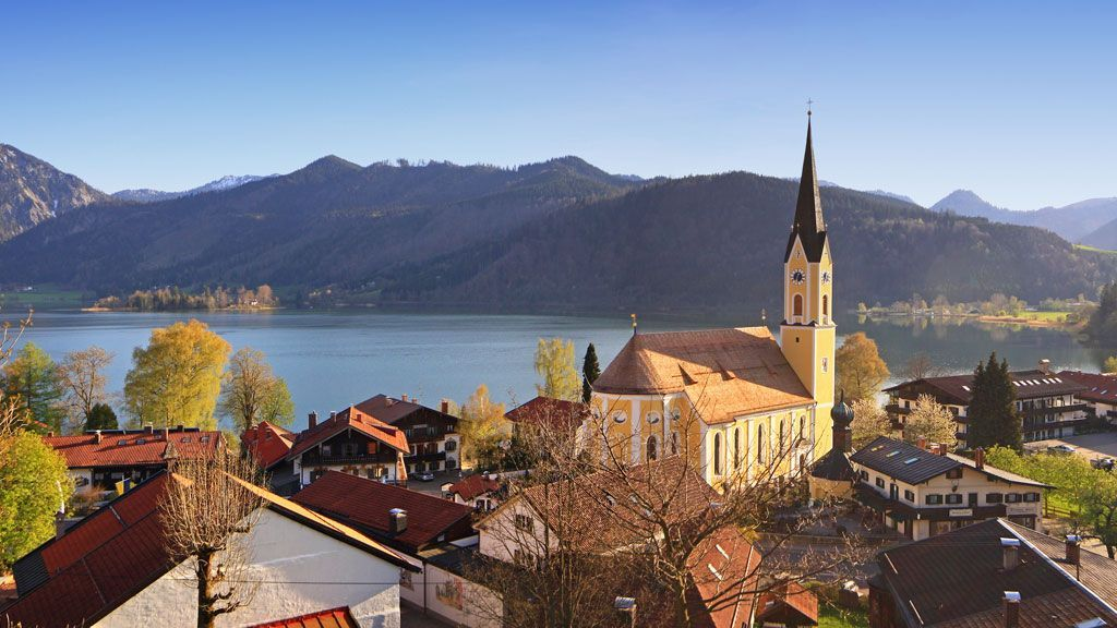 Schliersee - Foto: Alpenregion Tegernsee Schliersee