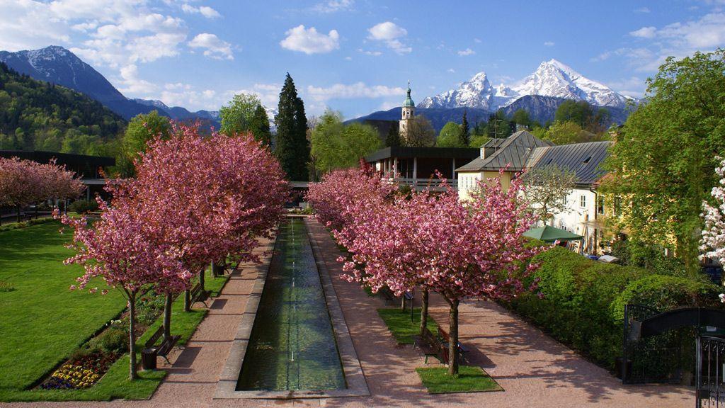 Kurgarten - Foto: Berchtesgadener Land