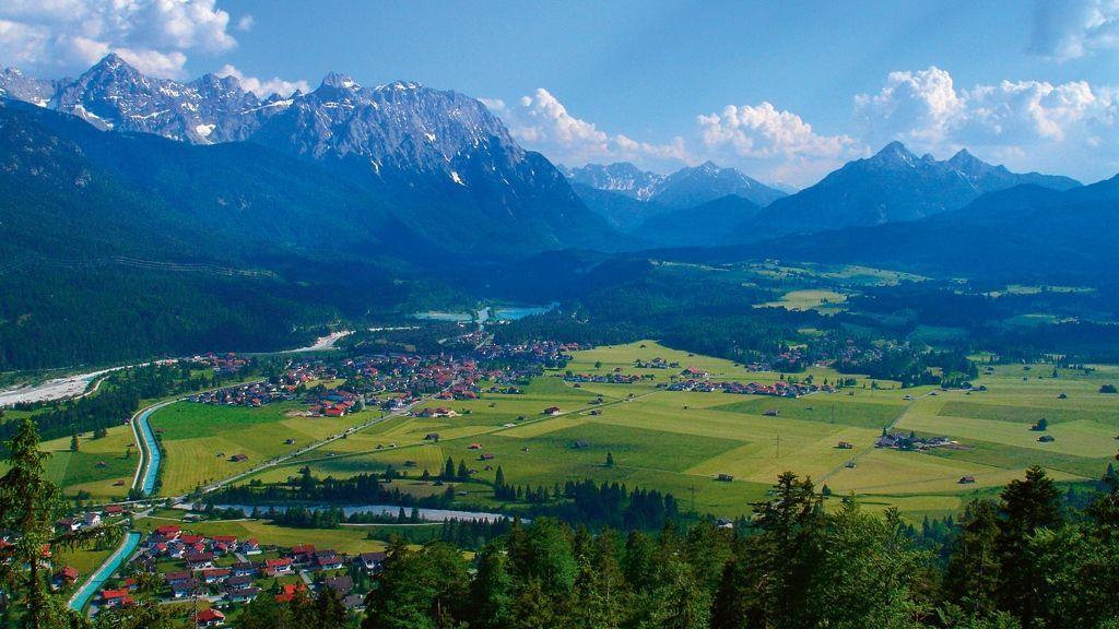 Foto:  Alpenwelt Karwendel / Christoph Schober