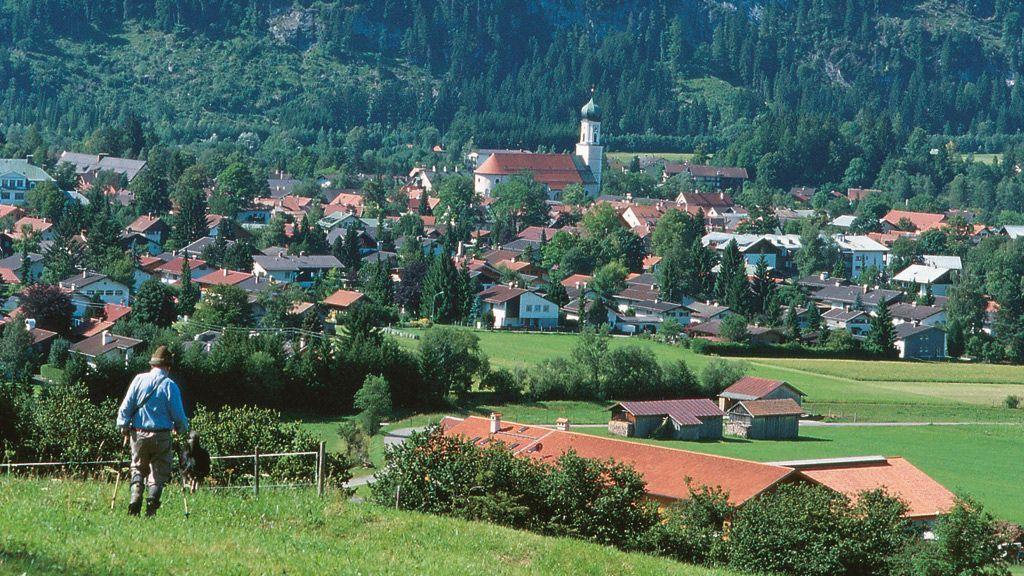 Oberammergau © Ammergauer Alpen GmbH