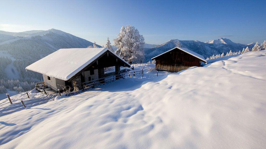 Bayrischzell Winter  - Foto: Bernd Ritschel