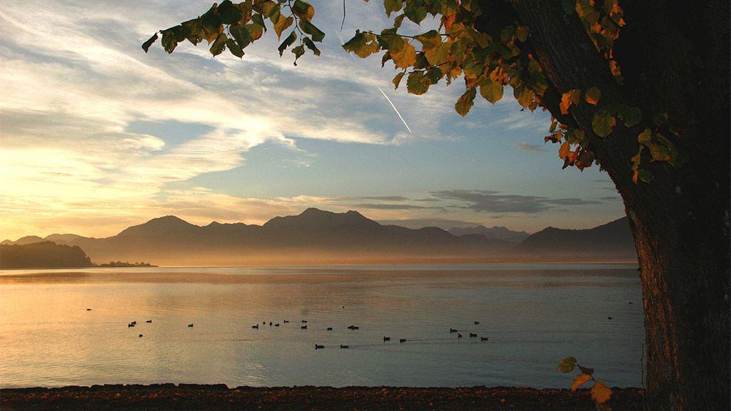 © Chiemsee-Alpenland Tourismus - Chiemsee