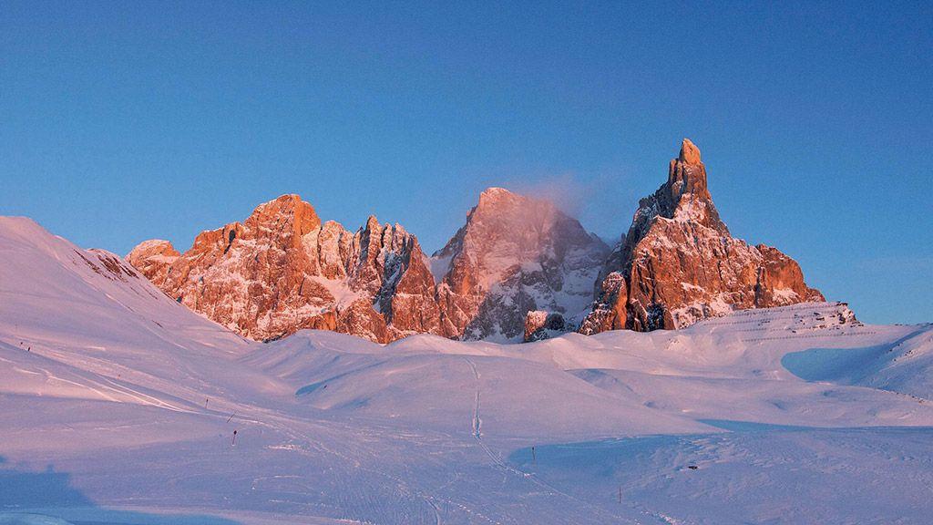 San Martino/Passo Rolle © Trentino Sviluppo – Dipartimento Turismo e Promozione/Daniele Benedetti - Trentino