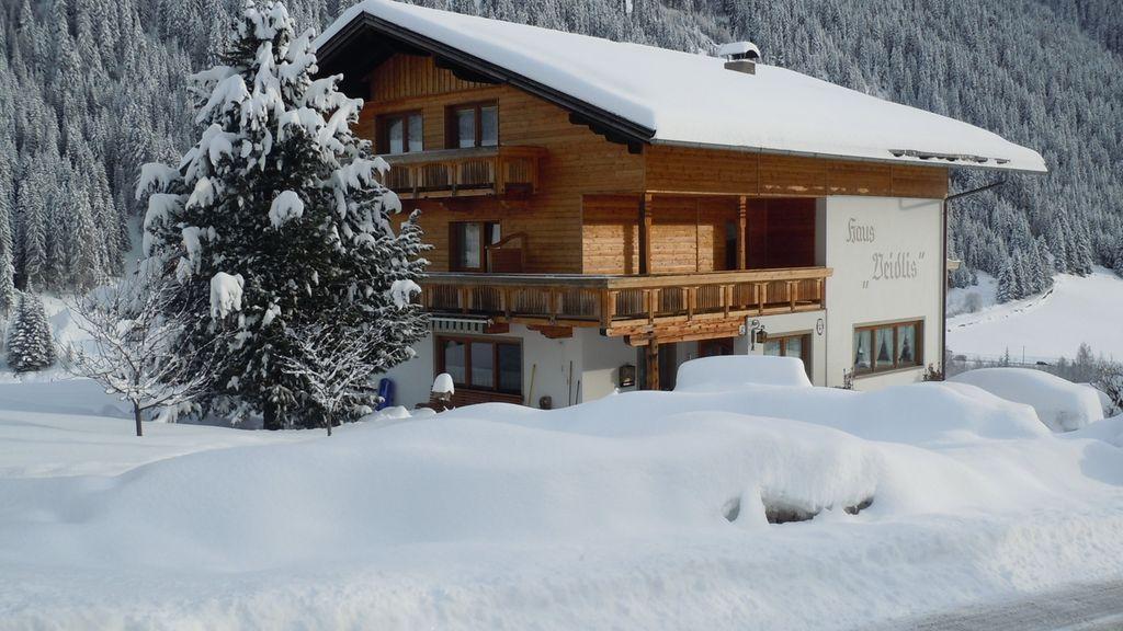 Haus Veidlis in St Jakob in Defereggen Osttirol St