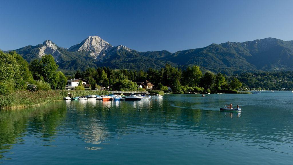 Urlaub am faaker see sommerurlaub in k rnten for Ferien am see