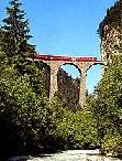 Viaduct of the Landwasser