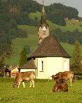 St. Martin chapel in Bersbuch