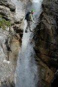 Klettersteig Galitzenklamm - Lienzer Dolomiten Tirol