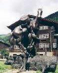 Baschi Denkmal Geschinen