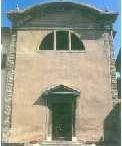 Die Kirche della Santissima Trinità