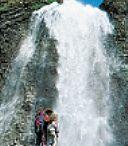 Wasserfallweg (water fall hike)