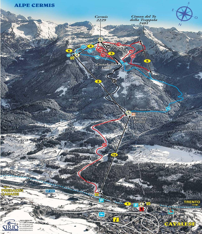 Cavalese/Alpe Cermis Cavalese