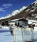 Eisbahn Bever