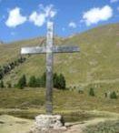 Altes Kreuz der Wildspitze
