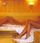 Sauna-Möglichkeit