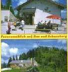 Pollereshütte Sonnwendstein