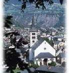 Pfarrkirche - Naters