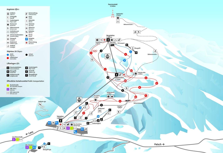 Patscherkofel Innsbruck