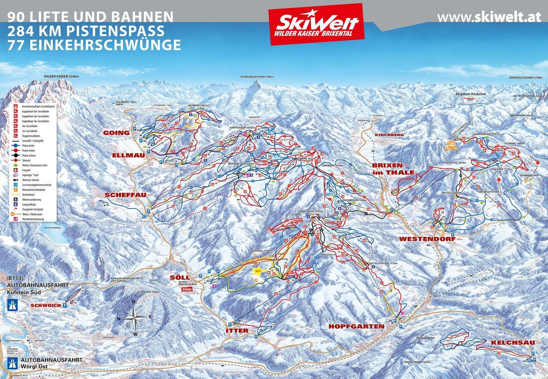 SkiWelt Wilder Kaiser - Brixental