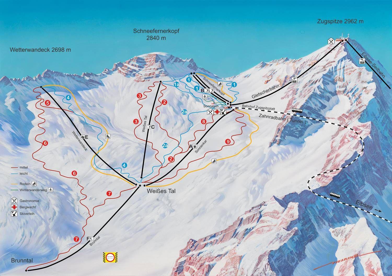 Tiroler Zugspitzbahn Ehrwald