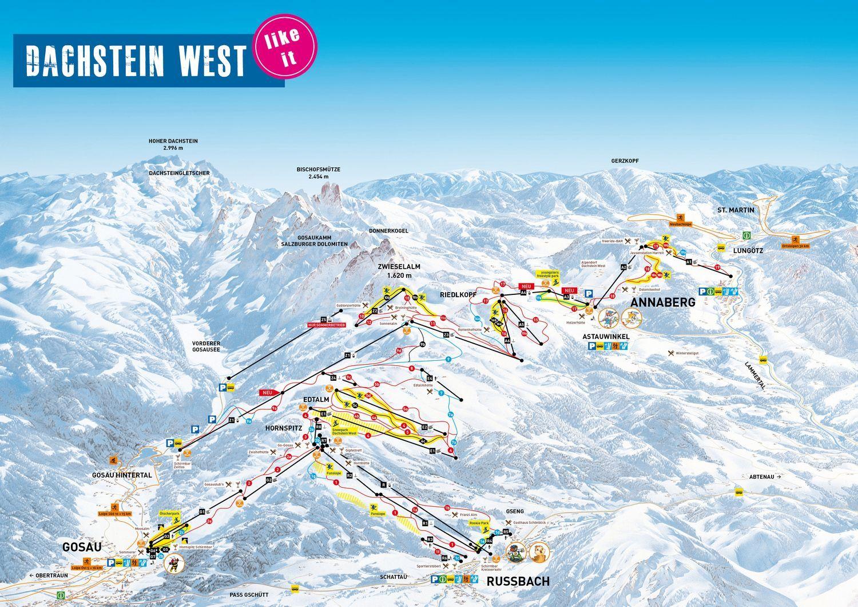 Dachstein West  Annaberg-Lungoetz