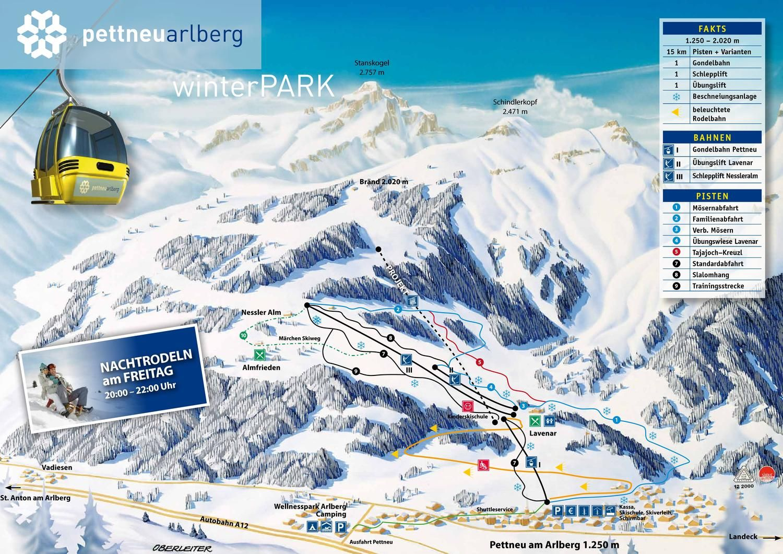 Bergbahnen Pettneu Pettneu am Arlberg