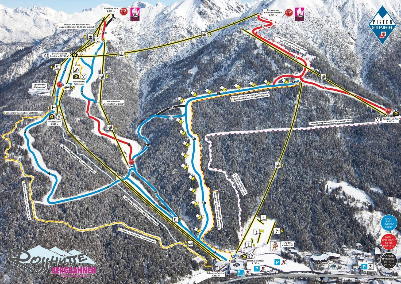 Bergbahnen Rosshuette Seefeld