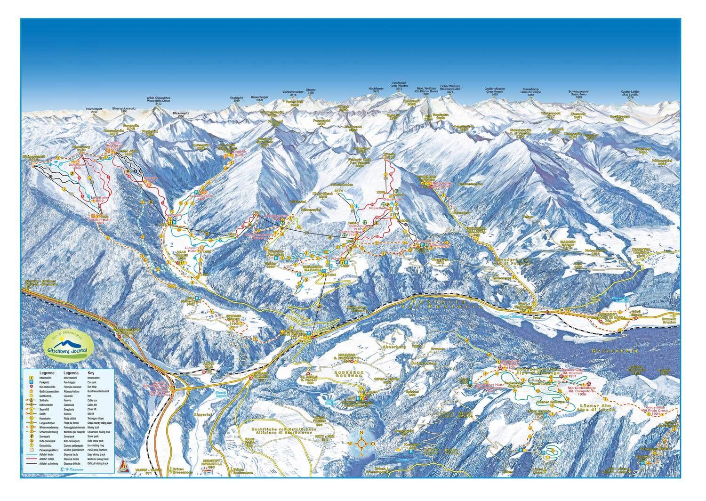 Gitschberg Jochtal Vals