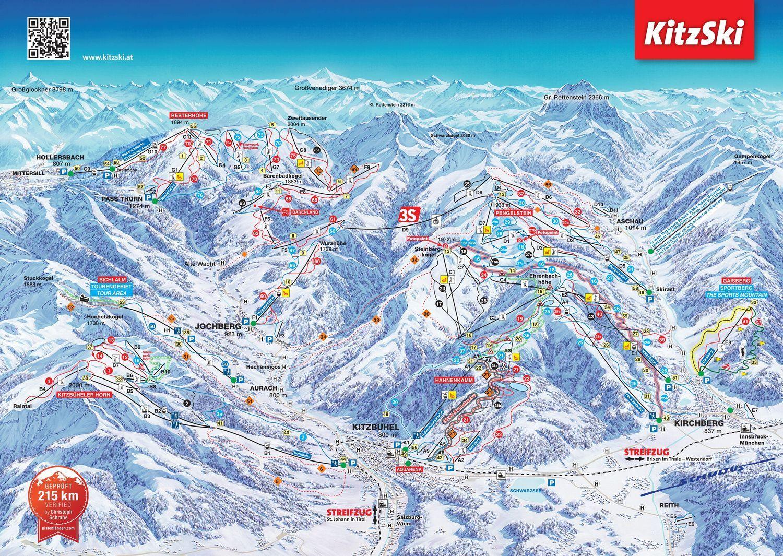 Kitzbuehel - Kirchberg - Pass Thurn Kitzbuehel