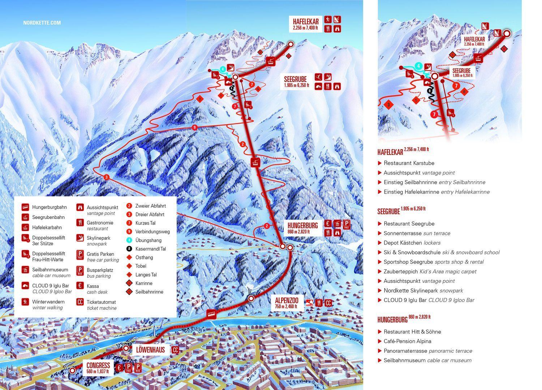Nordkette Innsbruck Innsbruck