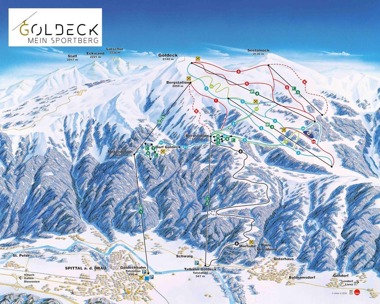 Goldeck Bergbahnen GmbH Spittal a.D.