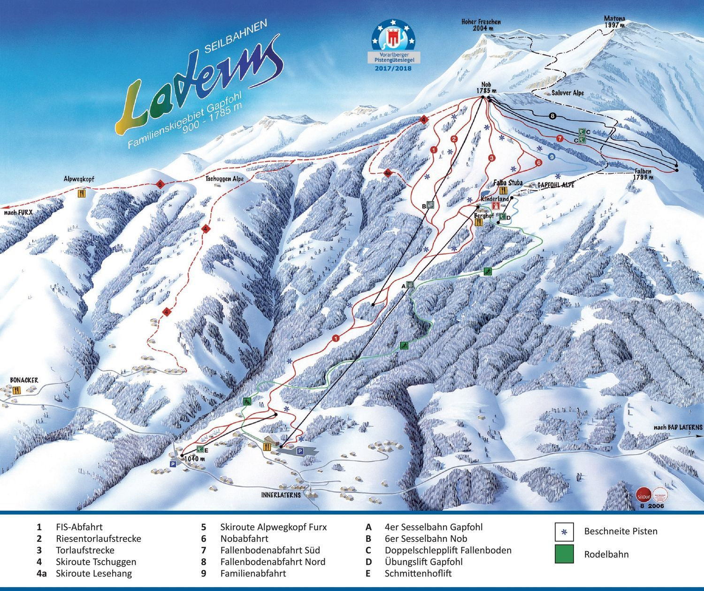Laterns-Gapfohl Laterns