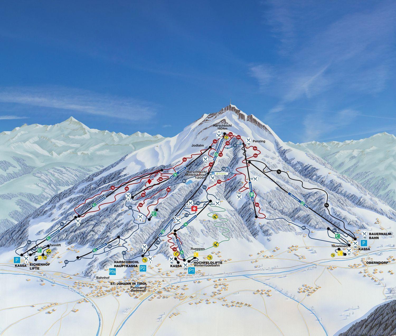 SkiStar St. Johann in Tirol St. Johann in Tirol