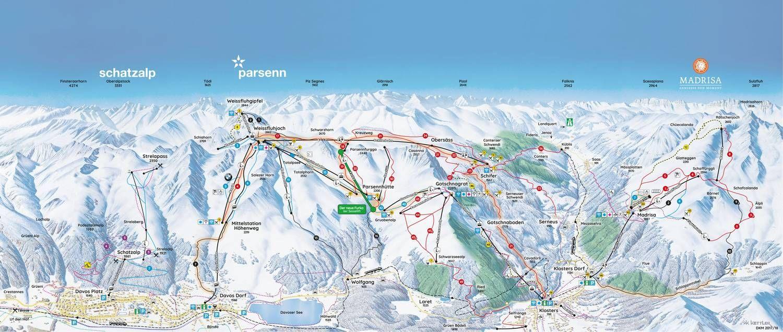 Parsenn/Gotschna Klosters