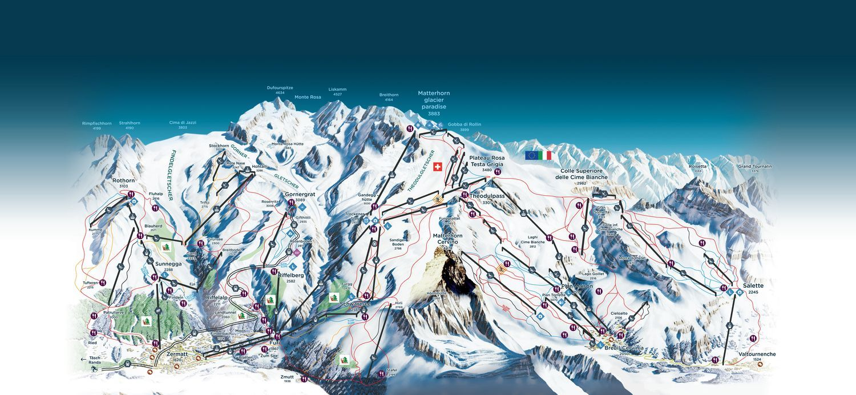 Matterhorn Ski Paradies Zermatt