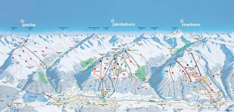 Jakobshorn - Davos Davos
