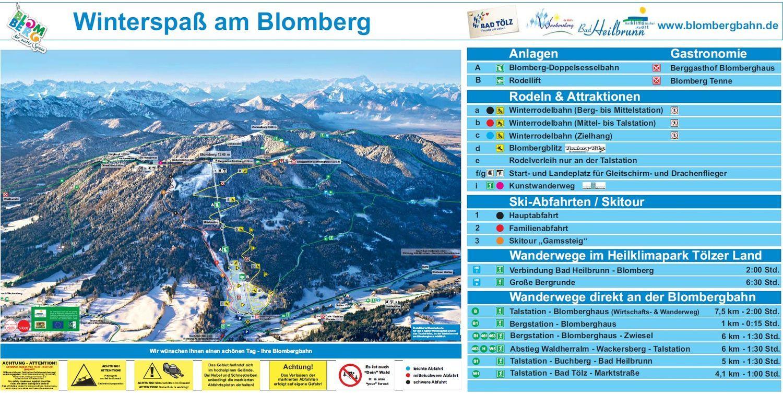 Blombergbahn Bad Toelz Bad Toelz