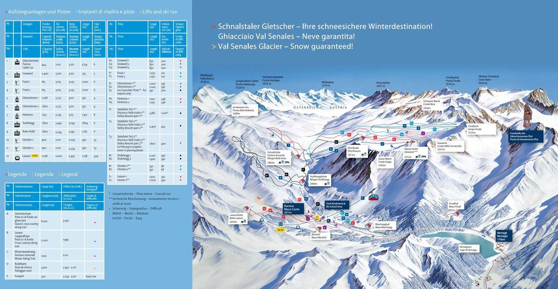 Schnalstal / Val Senales Schnalstal