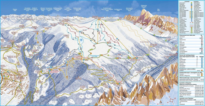 Brixen - Plose Brixen