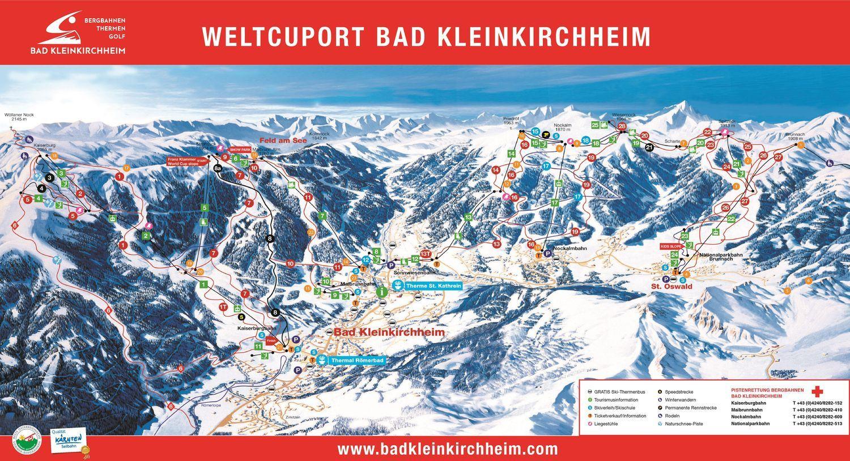 Bergbahnen Bad Kleinkirchheim Bad Kleinkirchheim