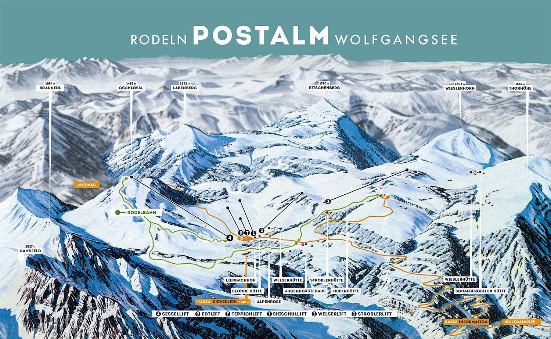 Postalm Aktiv Center Abtenau
