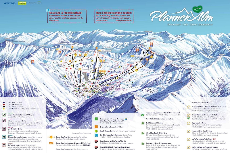 Planneralm Bergregion Grimming
