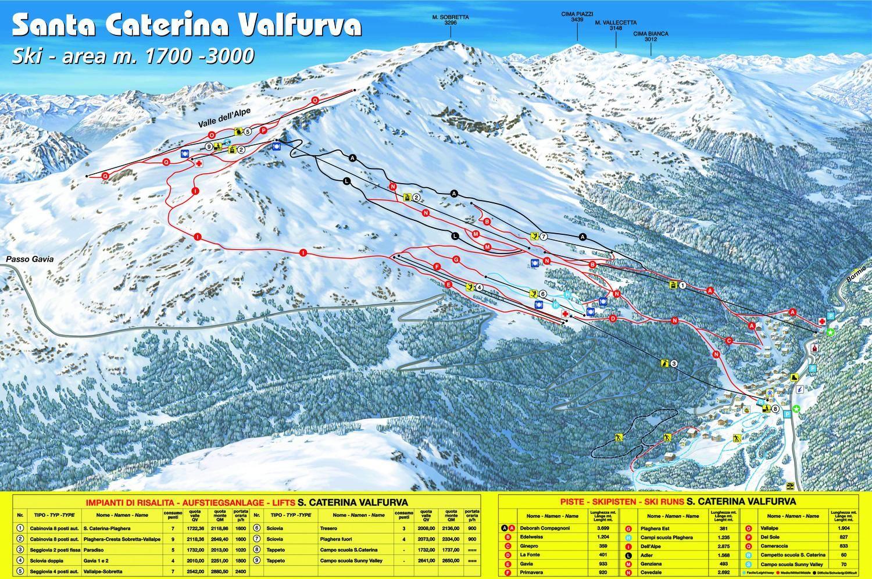 Valfurva - Santa Caterina Valfurva