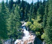 Tuxer Wasserfälle (Tux water falls)