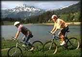 Mountainbike Hotel Alpin nova