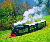 Bregenzerwald Museumsbahn – das Wälderbähnle