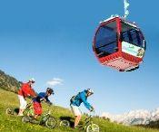 Almkopfbahn Bichlbach Sommer